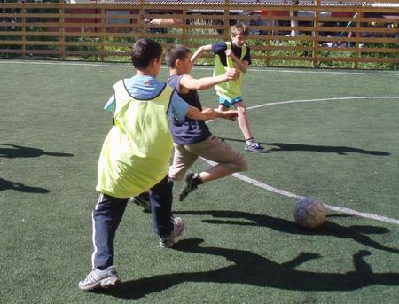відкритий міський турнір з міні-футболу серед вуличних та дворових команд, присвячений Міжнародному дню захисту дітей