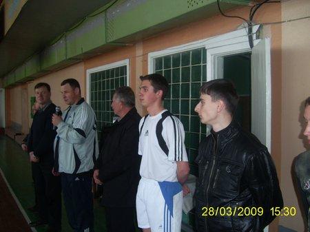 Калуш. Турнір пам'яті Чорновола