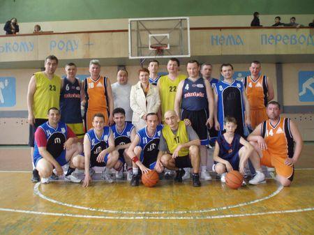 Турнір з баскетболу пам'яті тренера Івана Рудавського